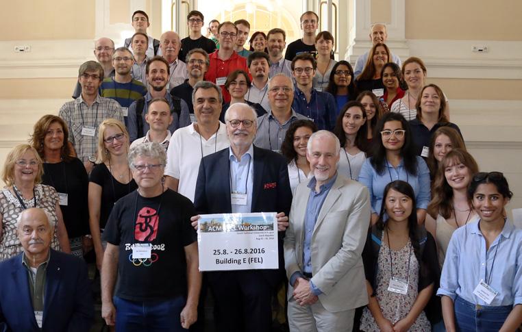 ACM Europe chapter leaders workshop in Prague