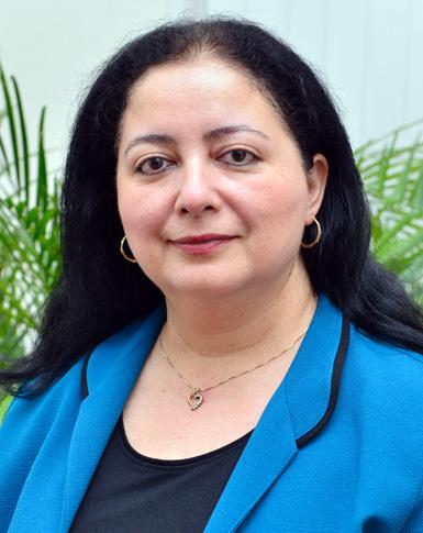 Dr. Leyla Muradkhanli
