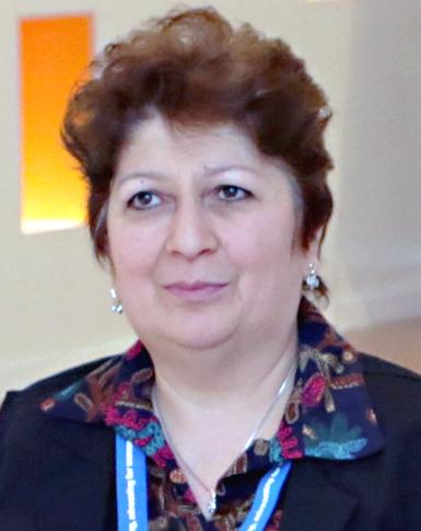 Dr. Shafagat Mahmudova